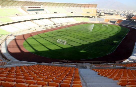 افتتاح ورزشگاه پارس - شیراز