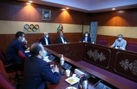 برگزاری نشست ستاد بازیهای المپیک زمستانی