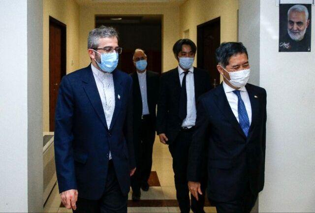 دبیر ستاد حقوق بشر ایران با سفیر ژاپن دیدار کرد