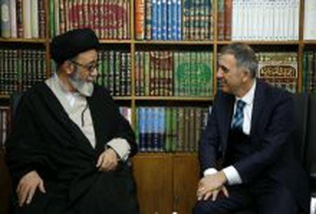گسترش روابط ایران و ترکیه