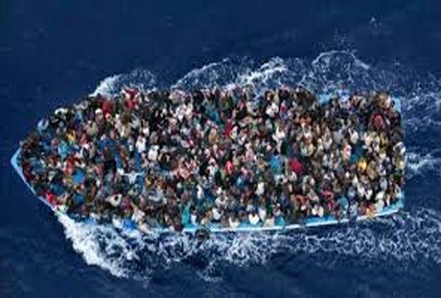 دریای مدیترانه بیش از 3هزار آواره را بلعید