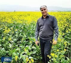 """"""" ابراهیم امرایی"""" خبرنگار سرشناس  لرستانی درگذشت"""