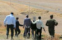 سه نفر حفار غیرمجاز در شهرستان سروستان دستگیر شدند