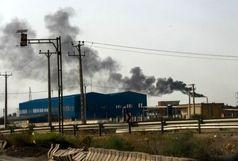 مصدومیت 2 نفر در انفجاری درنزدیکی پالایشگاه گاز ایلام