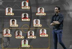 ترکیب دیدار تیم های فولاد ایران و النصر عربستان اعلام شد.