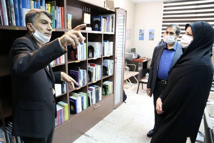 افتتاح کتابخانه تخصصی گردشگری در تهران