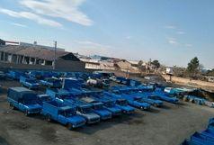 نحوه ثبت نام وانت بارها برای مشوق بنزینی/ 40 هزار وانت بار در شهر اصفهان تردد دارد