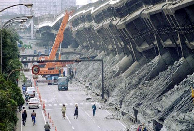 وقوع زلزله ۶.۲ ریشتری