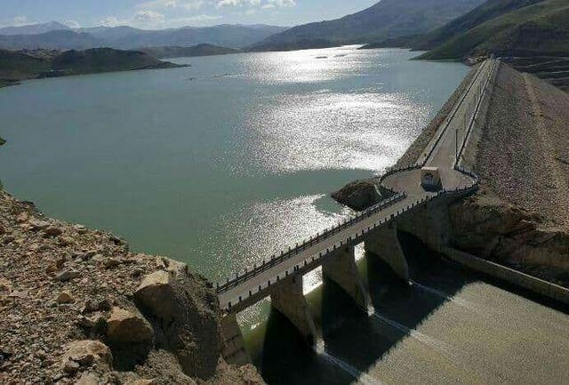 کاهش ۲۳ درصدی آب مخازن سدهای لرستان