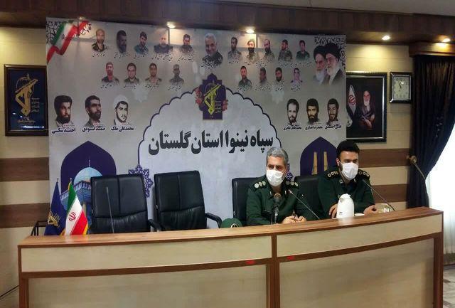 قرارگاه پیشرفت و آبادانی سپاه، محرومیت را از چهره 61 روستای گلستان می زداید