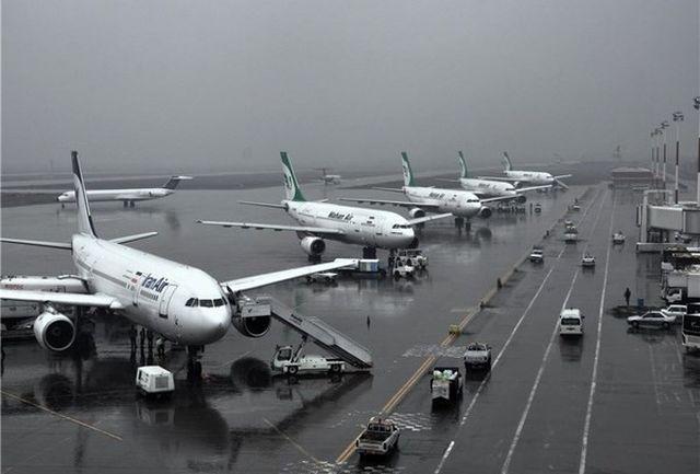 راهاندازی پرواز مشهد در فرودگاه خرمآباد