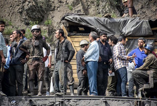 پرداخت بدهی کارگران شرکت زغالسنگ استان تا پایان سال
