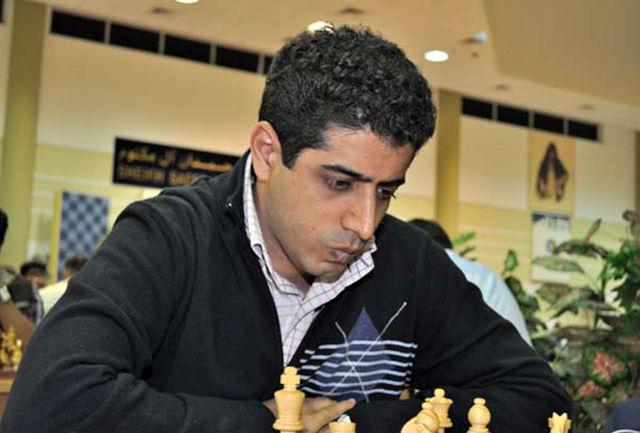 دور نخست رقابت های شطرنج بین المللی جام ابریشم در صومعه سرا