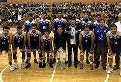 صعود بسکتبالیستهای دانشگاه تهران به فینال مسابقات بین دانشگاهی آسیا و اقیانوسیه