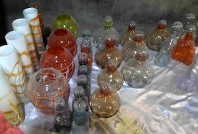 اولین مرکز تخصصی و خلاق آبگینه در قزوین راه اندازی میشود