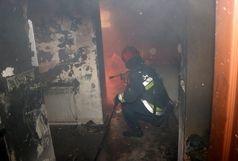 انبار یک داروخانه در اصفهان منفجر شد