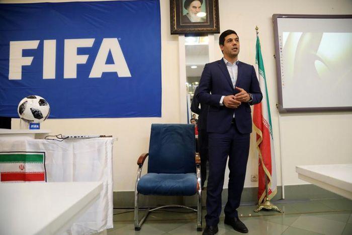 فغانی در فهرست داوران بینالمللی ایران است/ او برای فوتبال و داوری ایران مایه افتخار است