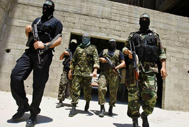 موشک باران اسراییل توسط گردان عزالدین قسام/ گنبدآهنین تحقیر شد