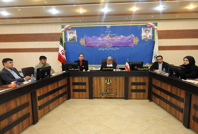 جلسه ستاد استانی برنامه ریزی ششمین جشنواره بین المللی فیلم سبز در اراک برگزارشد