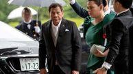 رئیس جمهوری که به همراه دخترش وارد عرصه انتخابات می شود
