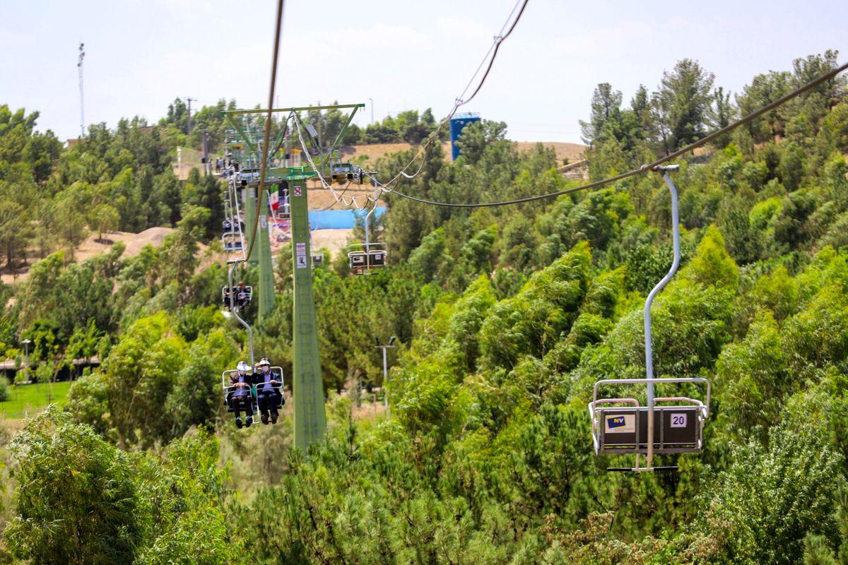 تلهسیژ بوستان علوی قم یکی استانداردترین خطوط تلهسیژ در کشور
