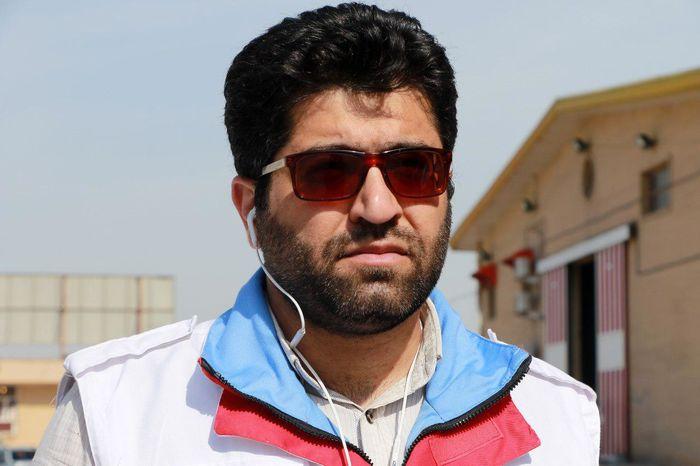 """طرح ملی""""با مهر تا مهر"""" هلال احمر خوزستان از روستای سیل زده میثم تمار شوش آغاز شد"""
