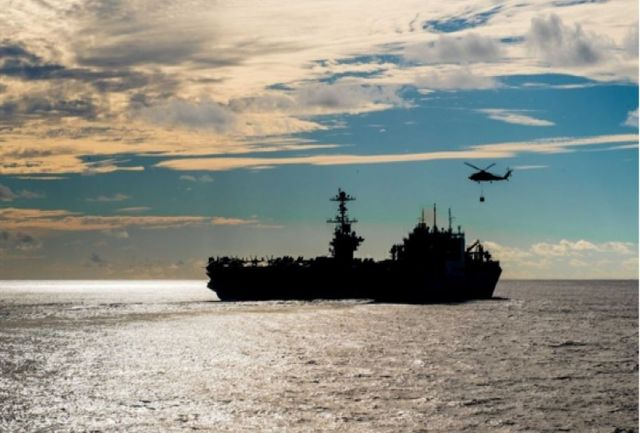 آمریکا درصدد استقرار ناو در دریای سیاه است