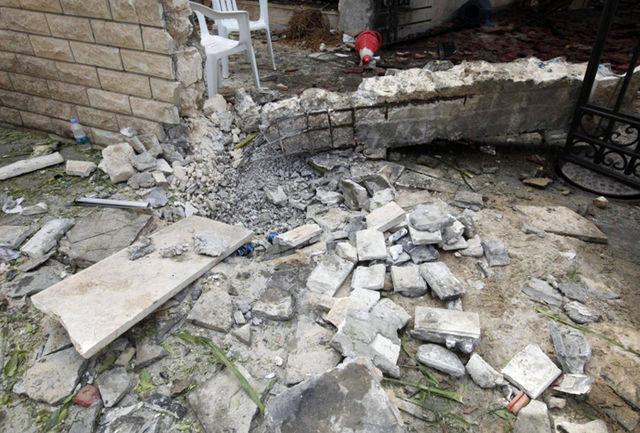 وقوع انفجار در الرقه سوریه