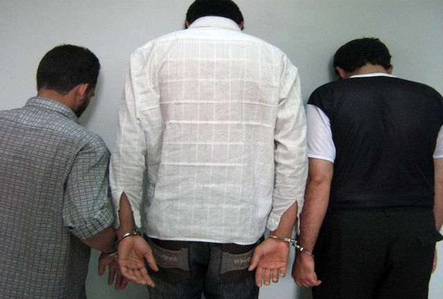 دستگیری هشت سارق در ملایر