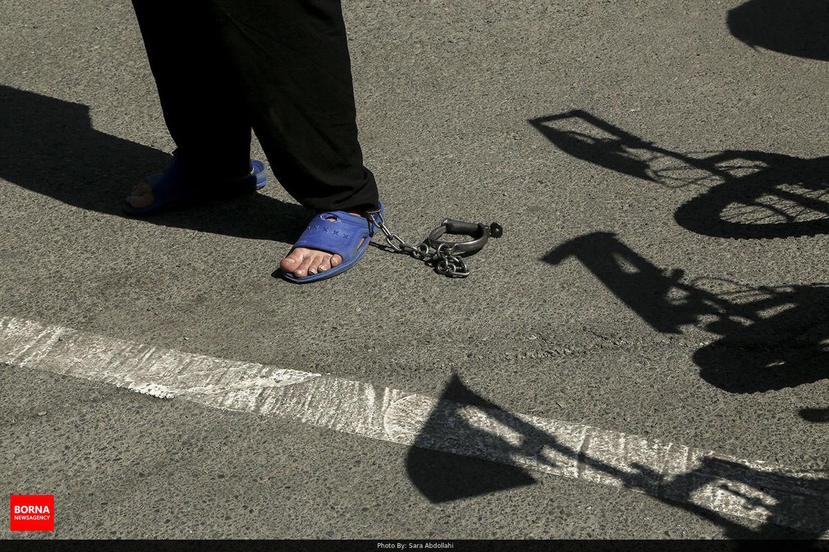 سرقت پیچهای ریل قطار/ جلوگیری از حادثه جبران ناپذیر در غرب تهران