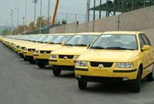 نرخ جدید تاكسیهای یزد اعلام شد