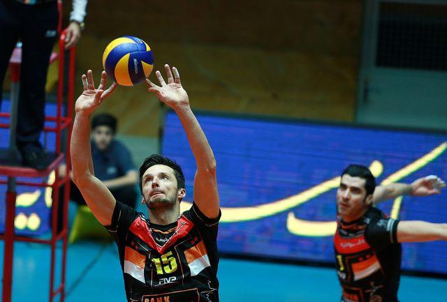 برنامه ایران در هفته چهارم لیگ ملت های والیبال مشخص شد