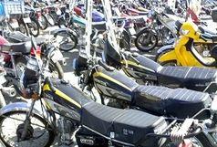 توقیف ۱۵ دستگاه موتورسیکلت متخلف در سامان