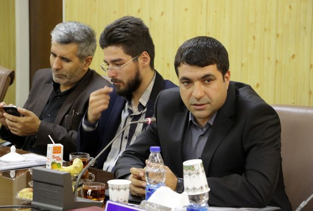 امیر رسولی رییس هیات ورزش های رزمی آذربایجان غربی باقیماند