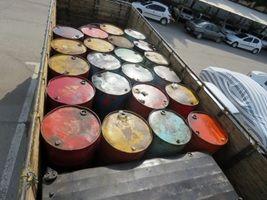توقیف محموله سوخت قاچاق در بوموسی