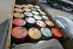توقیف تانکر حامل 30 هزار لیتر سوخت قاچاق