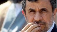 احمدینژاد برای بدرقه مشایی به اوین رفت