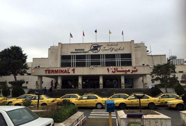 ارتقای خدمات فرودگاهی با اجرای برنامه مشترک تاکسیرانی و فرودگاه مهرآباد