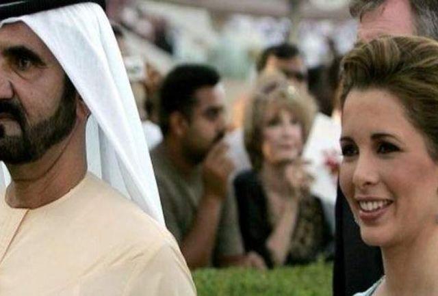 فرار همسر حاکم دبی با کمک ابوظبی و عربستان