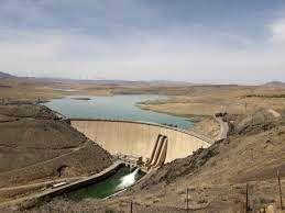 کاهش خروجی سد زاینده رود از بامداد سیزدهم آذر ماه / کاهش شدید بارندگی نسبت به سال گذشته