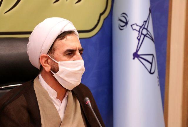 دیدار چهره به چهره رئیس کل دادگستری استان با مددجویان زندان قم