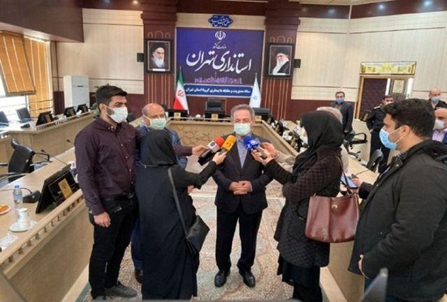شمار فوتی های کرونایی در استان تهران به ۱۷ نفر رسیده است