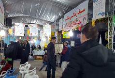 راه اندازی غرفه سبک زندگی سالم در جشنواره محله سلامت