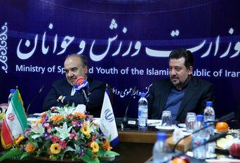 نشست سلطانی فر و تندگویان با دبیران سازمان های مردم نهاد جوانان کردستان و خراسان جنوبی