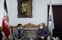 نشست نصیرزاده با مدیرکل روابط بین الملل وزارت ورزش و جوانان برگزار شد