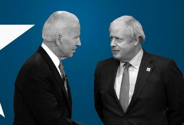 گفتوگوی رهبران انگلیس و آمریکا درباره برجام