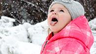 هرگز برف نخورید وگرنه میمیرید!