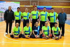 صعود فیروز قزوین به مرحله نهایی لیگ یک