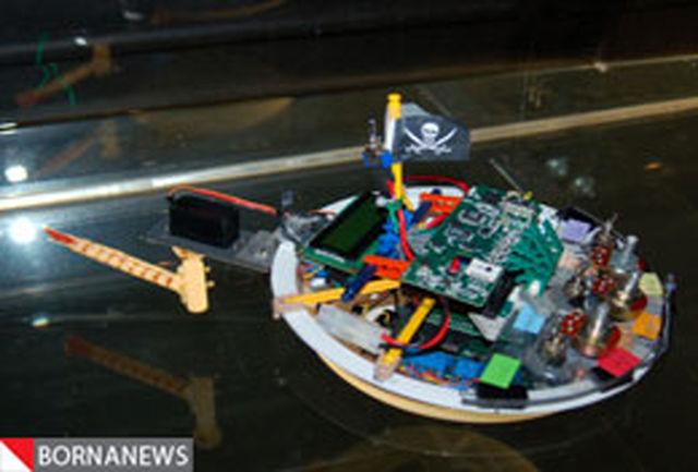 دانشمندان برای ساخت روباتهای جدید از موجودات دریایی الهام میگیرند