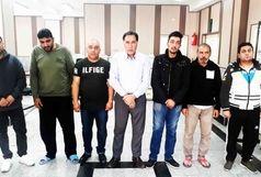 اعتراف  اعضای باند سارقان مأمور نما به سرقت در   اردبیل – تهران-تبریز – آستارا و البرز